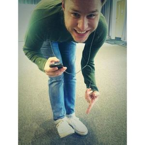 Ollys our Trouble Maker