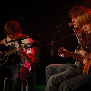 His Band