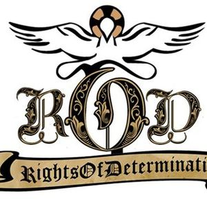 Rights Of Determination