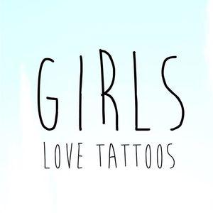 Girls Love Tattoos