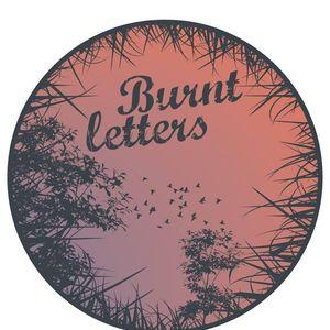 Burnt letters