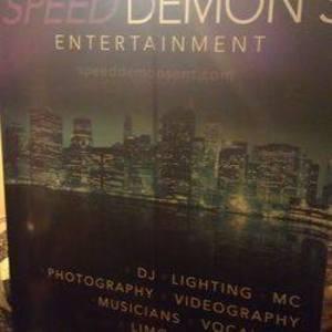 Speed Demon's Entertainment Music Division #SDE