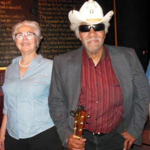 Warner Williams and Joyce Ettingoff