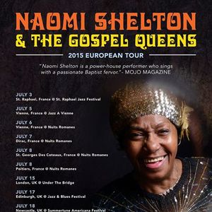 Naomi Shelton and the Gospel Queens