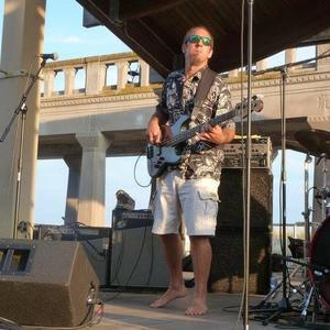 Chris on Bass