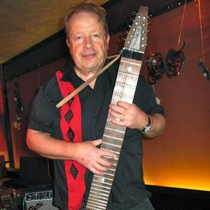 Chuck Hughes on Chapman Stick