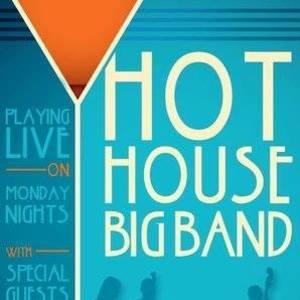 Hot House Big Band I Swing Jazz Orchestra