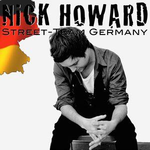 Nick Howard Street Team Germany