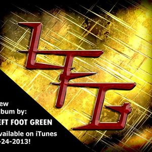 Left Foot Green
