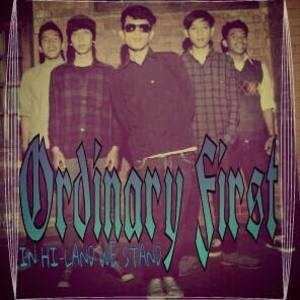 the ordinary first