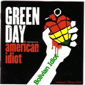 Green Day Bolivia Idiot Fans Club