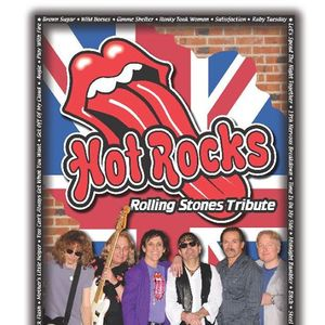 Hot Rocks Band - Rolling Stones Tribute