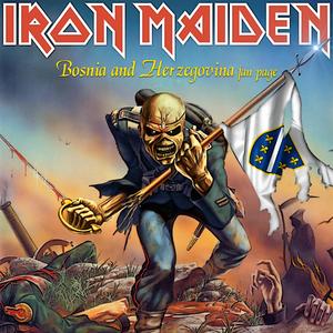 Iron Maiden Bosnia and Herzegovina Fan Page