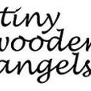 Tiny Wooden Angels