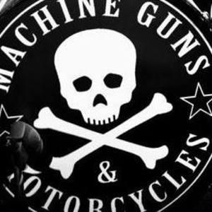Machine Guns & Motorcycles