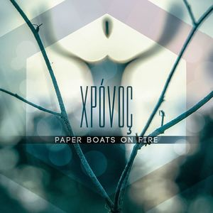 Paper boats on fire