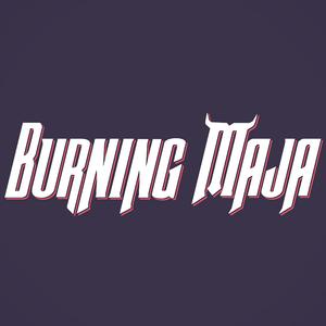 Burning Maja