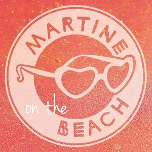 Martine On The Beach