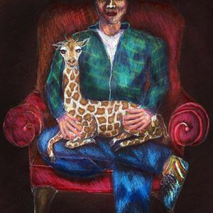 Lap Giraffe