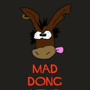Mad Dong Keys