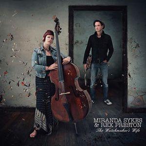 Miranda Sykes and Rex Preston