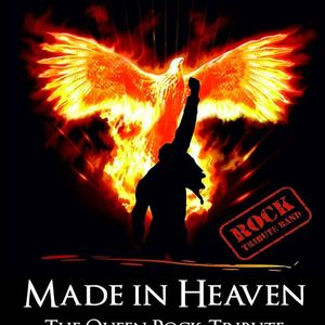 Made in Heaven - The Queen Rock tribute band