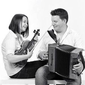 Duo Julie Vincent et François Badeau