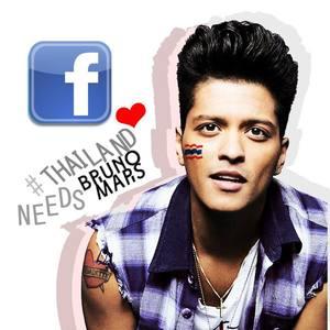 Thailand needs Bruno Mars