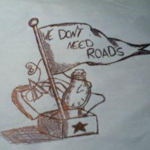 We Don't Need Roads
