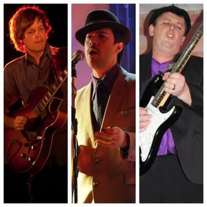 Brodie Graham, Jimi Beavis & Morningside Fats