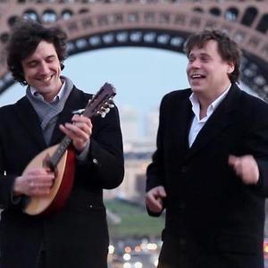 Christophe et Adrien