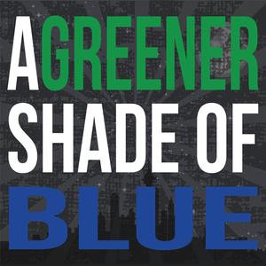 A Greener Shade of Blue
