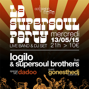 Logilo & The Supersoul Brothers