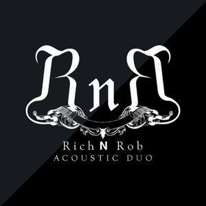 Rob'n Rich Rock acoustic duo