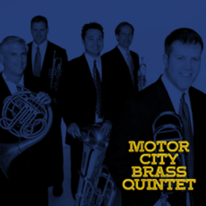 The Motor City Brass Quintet