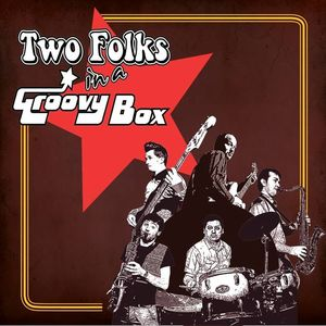 Two Folks In A Groovy Box