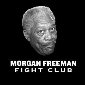 Morgan Freeman Fight Club