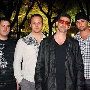U2 by UV