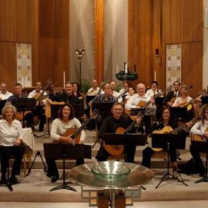 The Encinitas Guitar Orchestra