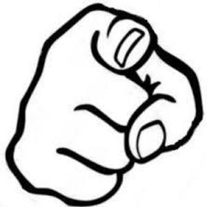 Shame Finger