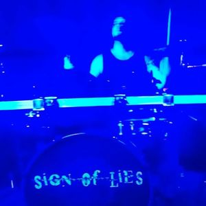 """T.J. Drummer For """"Sign Of Lies"""""""