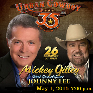 Mickey Gilley Concert, Russellville, Arkansas