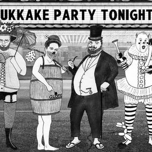 Bukkake Party Tonight