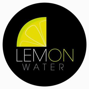 Lemon Water Label