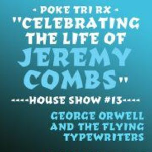George Orwell and the Flying Typewriters
