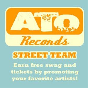 ATO RECORDS STREET TEAM