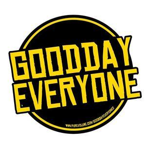 Goodday Everyone
