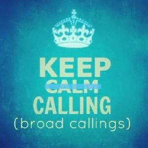Broad Callings