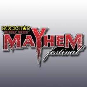 Rockstar Energy Drink Mayhem Festival