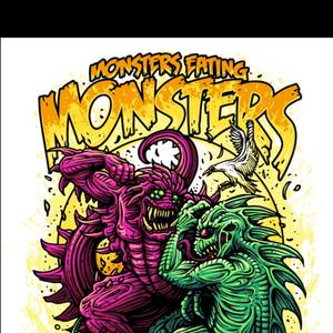 Monsters Eating Monsters